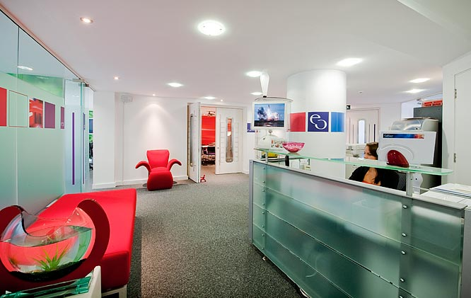 Trendy serviced offices in Soho