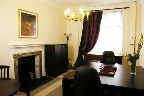 Private Office in City of London office space