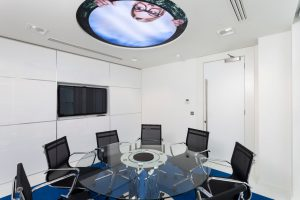 Alice OSIT office space in Waterloo meeting room