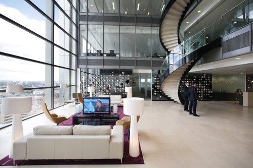 Bishopsgate London office for rent