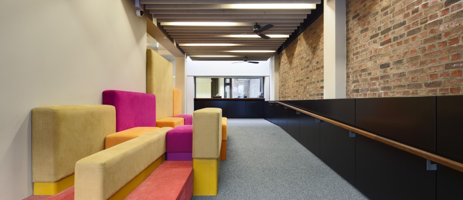 breakout space flexible office space in Farringdon
