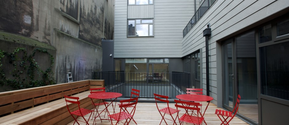 Terrace Farringdon offices to rent