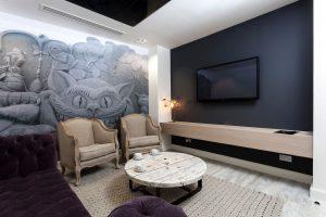 OSIT London Bridge offices to Rent lounge