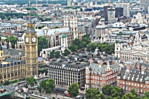 Overview of West End London serviced offices