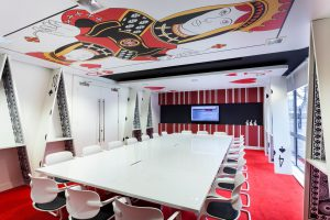 Queen of Hearts OSIT office space in Waterloo meeting room