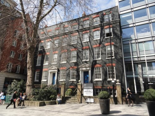 Ventia City of London office