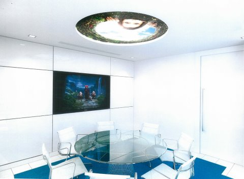 Alice Themed Meeting Room in SE1