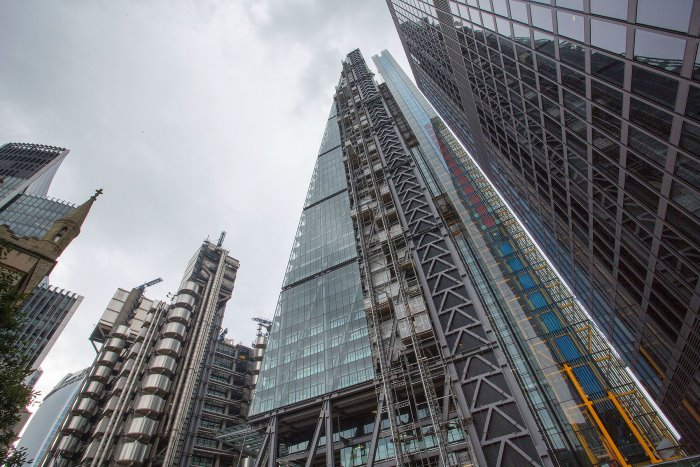 The Cheesegrater Skyscraper Leadenhall Building