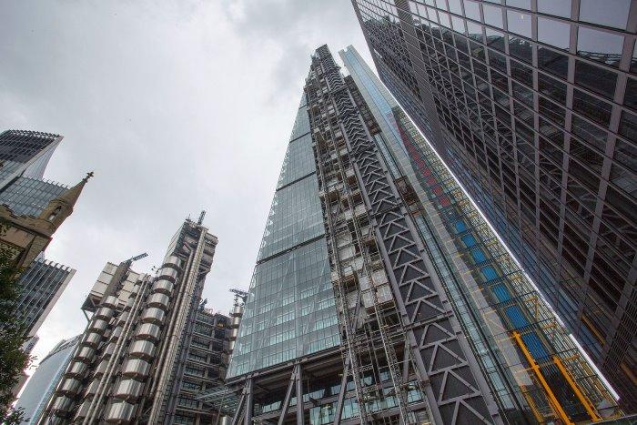Leadenhall-London office building