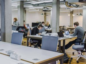 Tagwright House Offices in Central London Hotdesking