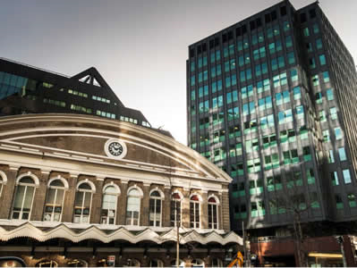 Fenchurch Street Business Centre New