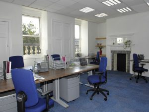 West End office to rent Hanover Sqaure office