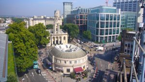 Regent's place office space to rent in Euston