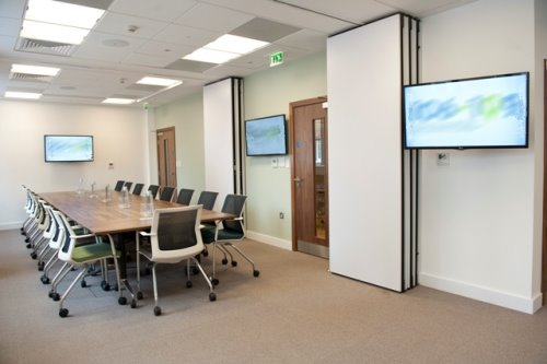 office space to rent in Central London Saffron Hill Farringdon