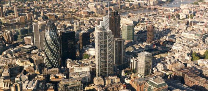 Salesforce Heron Tower