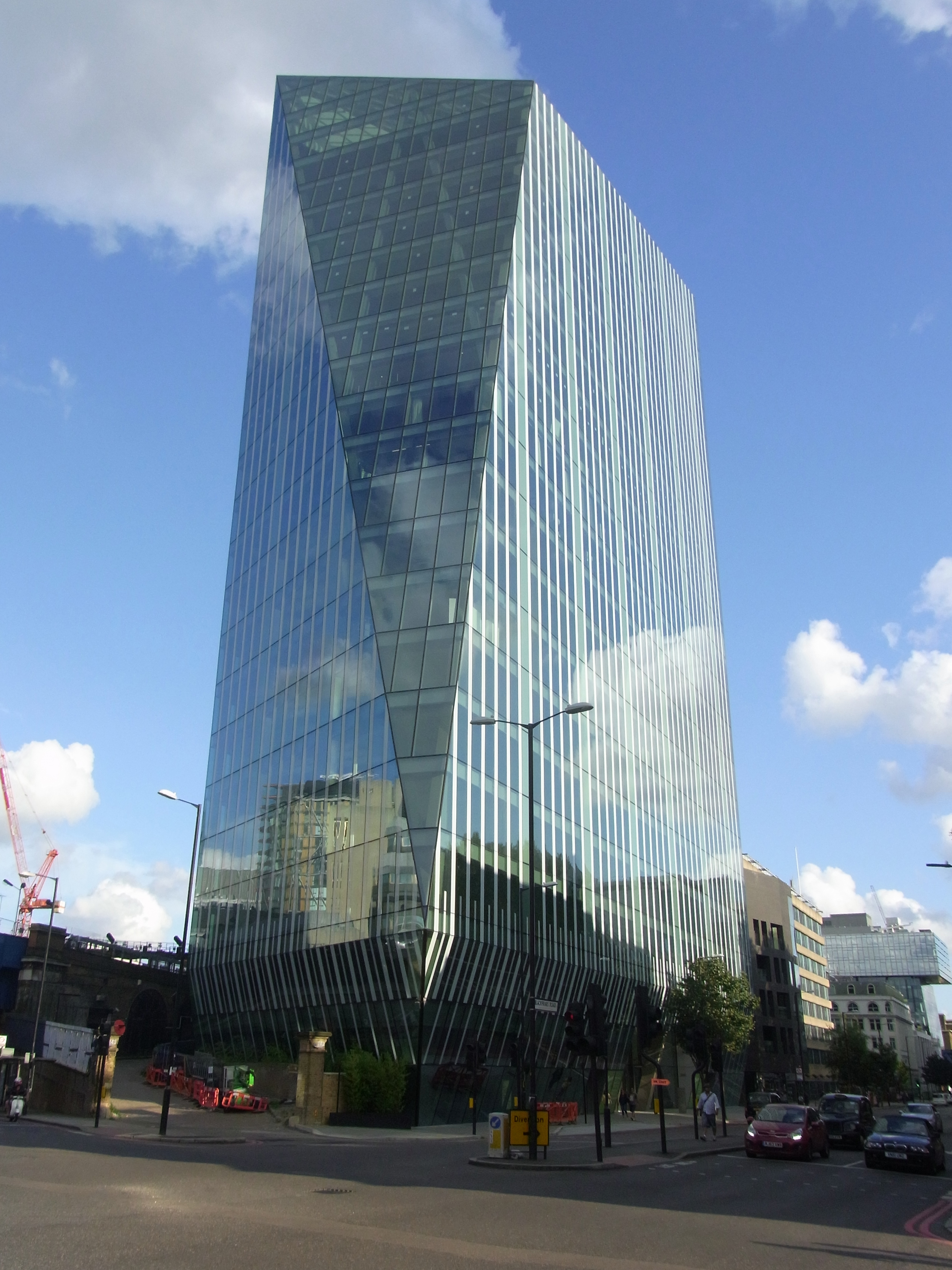 Southbank office space Blackfriars Road