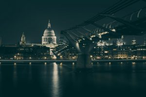 View of St. Paul's from Southbank office space