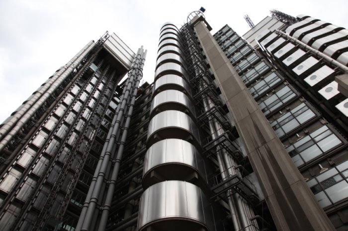 Lloyds Building commercial property in London