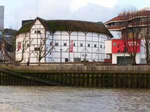 Shakespeare's Globe close to Southwark serviced offices