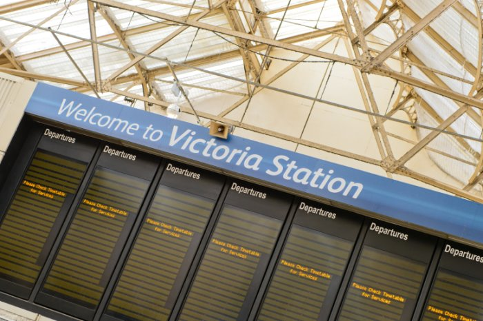 London Victoria providing travel to office space in Victoria