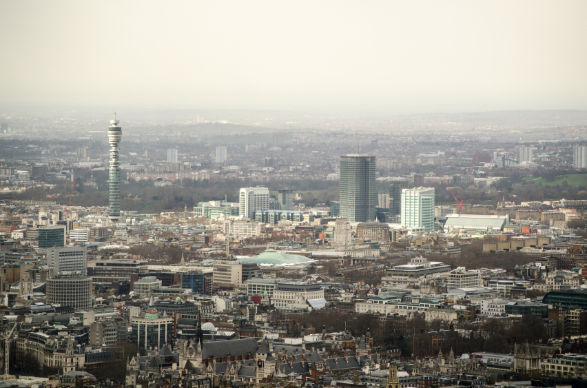 West End serviced offices overview