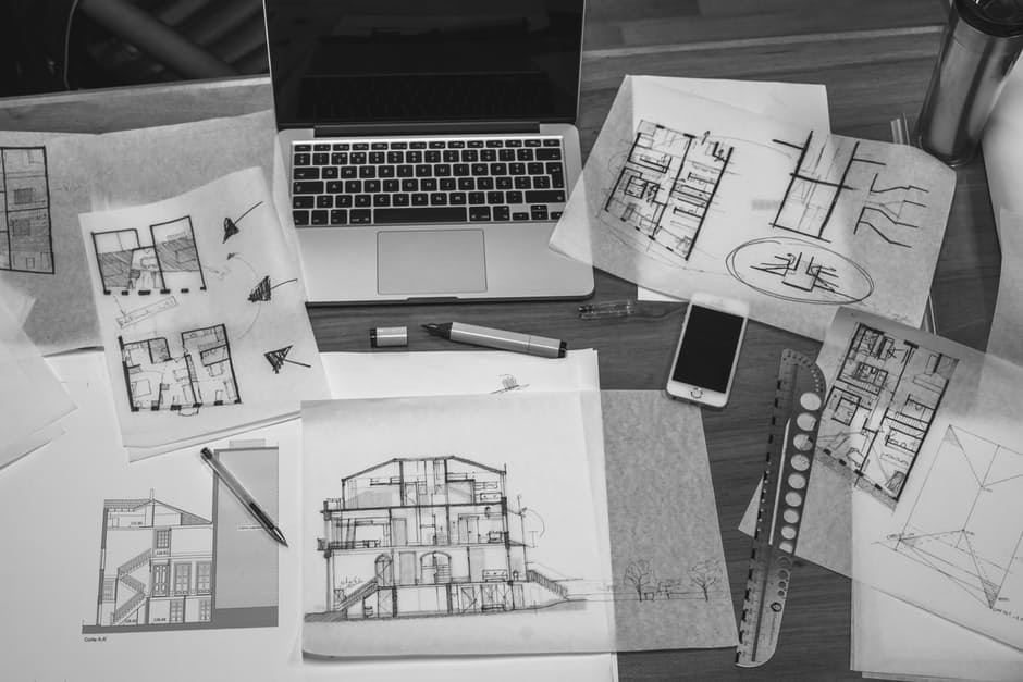 office designer competition interiors drawings