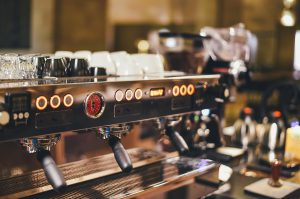 Coffe machine for london office buildings