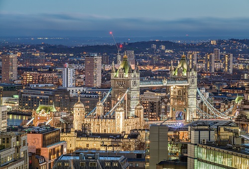 London office market overview