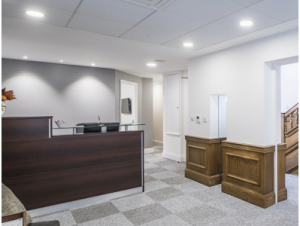 Rent office space in Fitzrovia - Margaret Street