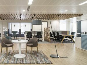 commercial office space in London St. Mary Aaxe
