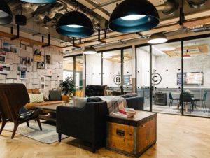 Paddington co-working - cheap office rent in London