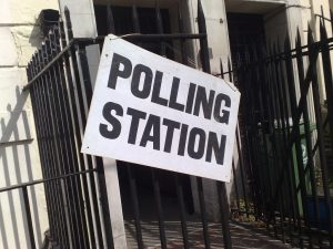 office space in London West End effected by polls