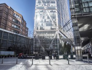 Broadgate Tower Liverpool Street offices to rent in Central London