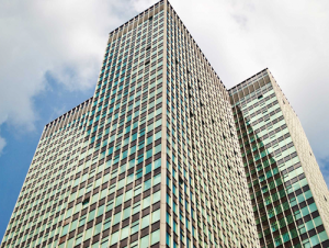 Euston Tower office to rent in entral london