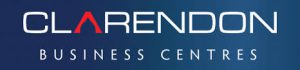 London serviced office space provider Clarendon logo