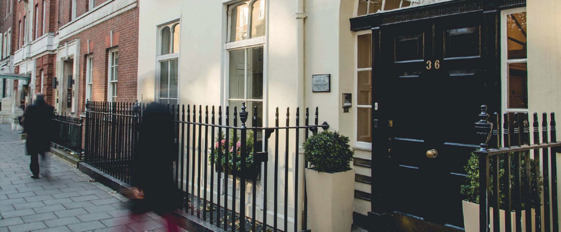Serviced offices in Soho Square, London (Ventia)