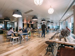 Central London serviced offices co-working space
