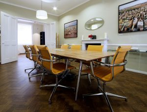george street Marylebone meeting room London Serviced office