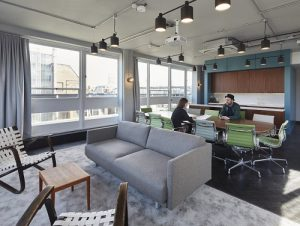 riding house street stylish-break-out space managed offices london