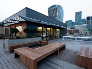 20 St Dunstans Hill Roof Terrace London serviced office space
