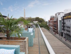 69 Old Street Roof Terrace London serviced office space