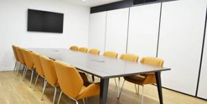 threadneedle street City of London office meeting room