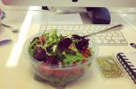 Desk Lunch 2