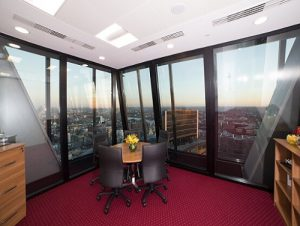 Leadenhall office for rent in London Breakout space