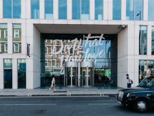 serviced office space in london Office Exterior
