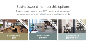 Regus Memberships for office space for rent in London