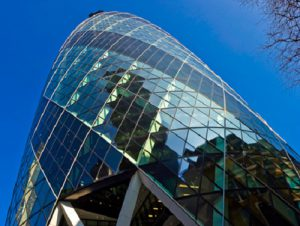 St. Mary Axe office for rent in London