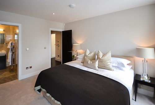 Wigmore Street Double Bedroom