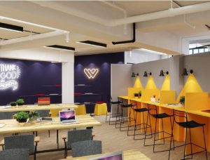 Clerkenwell Break-Out serviced office providers in London