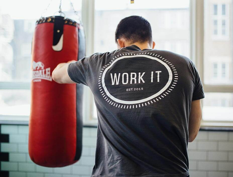 Gyms in managed offices london